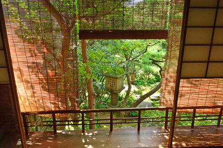 Kanazawa, Japan - august 3 2017 : the Nomura house in the Nagamachi samourai district Banque d'images - 108846650