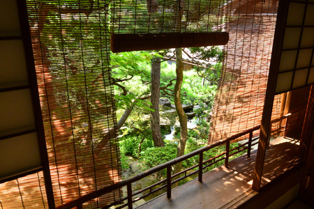 Kanazawa, Japan - august 3 2017 : the Nomura house in the Nagamachi samourai district Banque d'images - 108887891