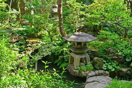 Kanazawa, Japan - august 3 2017 : the Nomura house in the Nagamachi samourai district Banque d'images - 109122632