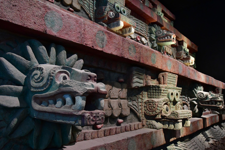 Mexico;  United Mexican State - may 13 2018 : the anthropology museum Archivio Fotografico - 109866198