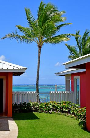 Punta Cana, Dominican Republic - june 1 2017 : an hotel