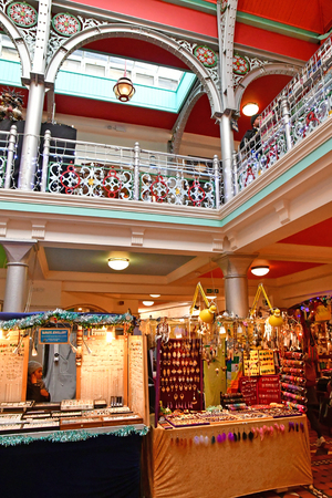 London, England - december 23 2017 : the Camden market Sajtókép