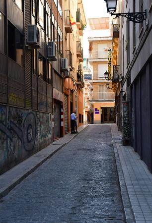 Granada; Spain - august 27 2019 : the modern part of the city Sajtókép