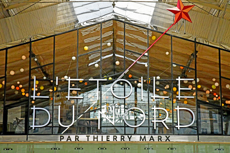 Paris; France - may 1 2019 : the Paris Nord station opened in 1846, in the 10th arrondissement Editorial