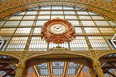 Paris; France - novembre 22 2019 : the Orsay museum, art of 19th century Sajtókép