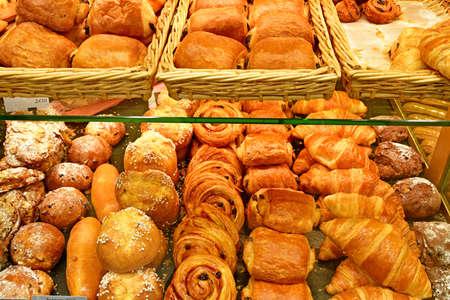 bakery in Rue du Bac in the 7th arrondissement