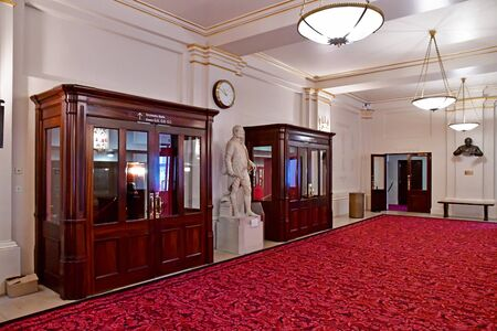 London, England -  may 3 2019 : the Royal Opera House