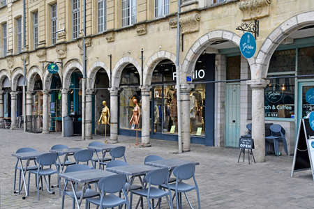 Aras, France - january 24 2020 : the Place des Heros