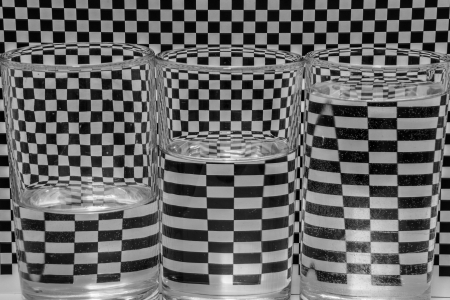 The pattern design black and white background  photo