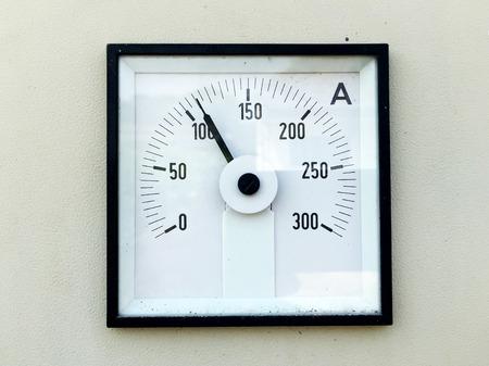 amp: amp meter