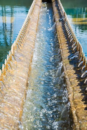 waterworks: Water treatment process and Water treatment plants of the Waterworks in Thailand.