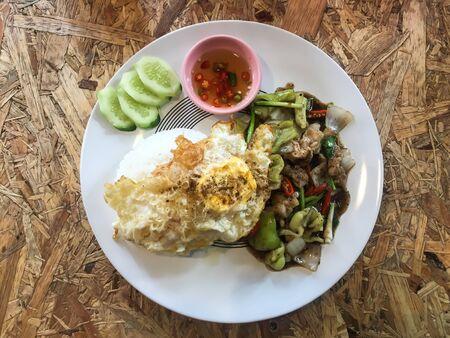 Thai noodles. Asian food, Thai food. delicious food.
