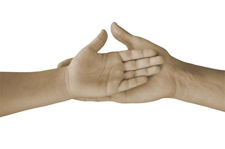 manos: manos Stock Photo
