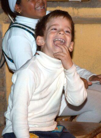 HAPPY CHILD Stock Photo - 3937142