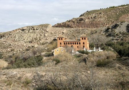 andalucia: BUILDING THE PRODIG in Guadix