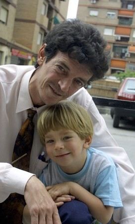 Father with his son Stock Photo - 3954313