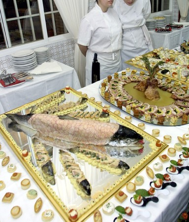 agape: V GOURMET EXHIBITION IN THE SCHOOL OF CATERING
