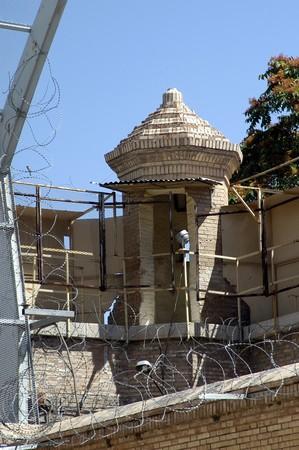 La c�rcel de Granada Foto de archivo - 4094747