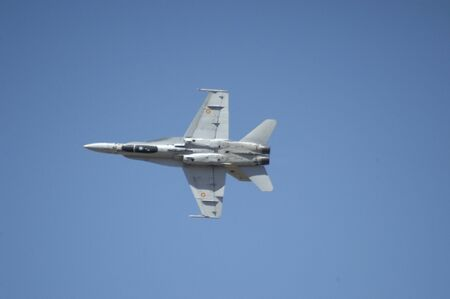 EXHIBITION OF AIR COMBAT AIRCRAFT  photo