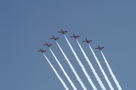 Exhibition Air Patrol Eagle photo