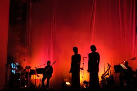 Scenario music concert