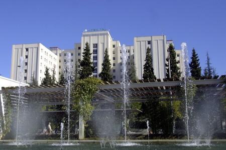 public hospital: Public hospital in Granada
