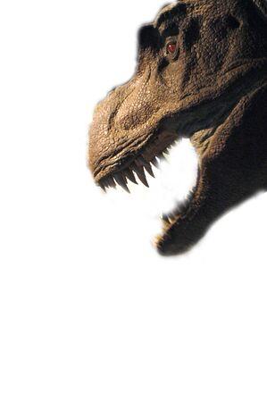 Dinosaurios carn�voros Foto de archivo - 4027877
