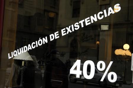 rebates: LIQUIDACI�N DE EXISTENCIAS Y VENTAS EN UN COMERCIO