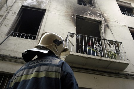 butane: Explosi�n de gas butano en Granada