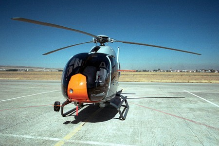 andalucia: Helicopter