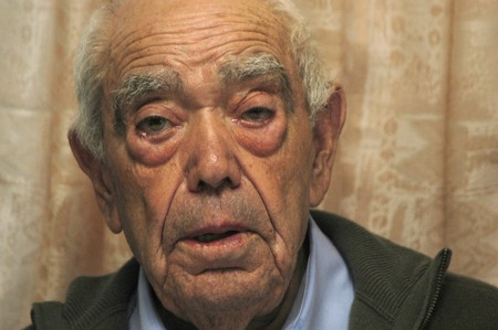 almost: Elder almost centenary