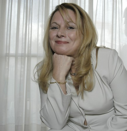 between 30 and 40 years: Blonde woman