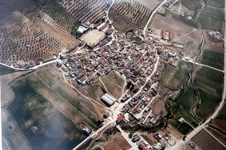 pinar: Aerial view of Pinar (GRANADA)