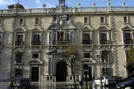 Real Chancillería of the Catholic Monarchs in GRANADA, current headquarters of the High Court of Andalusia (TSJA)