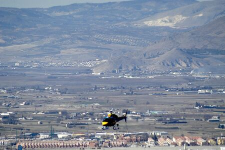 Civil Guard helicopter Traffic photo