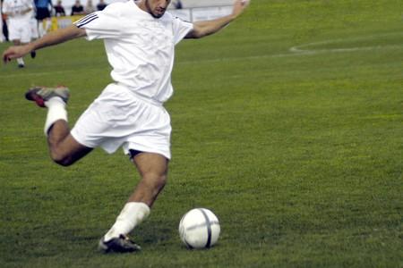Football match Stock Photo - 4339529