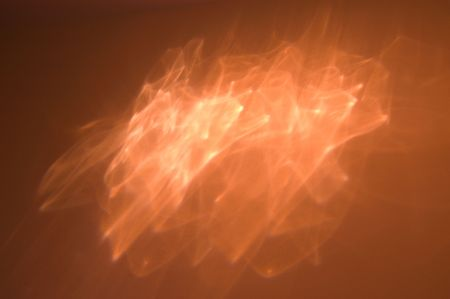Nebula abstract light Stock Photo - 4743077