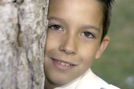 Child between 10-12 years photo