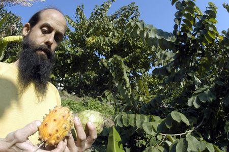 Organic Farming Stock Photo - 5818406
