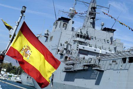frigate: Spanish Frigate