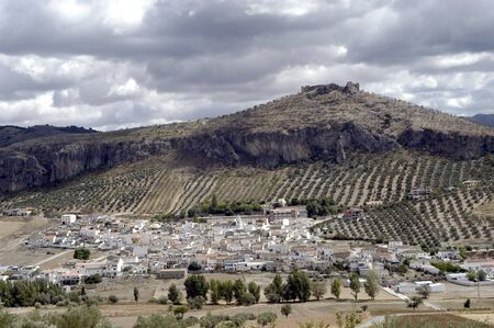 ar: Overview P��ar municipality in the province of Granada