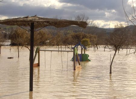 Floods Stock Photo - 6260756