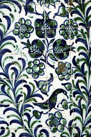 friezes: Ceramic Tiles Granada (Granada style)
