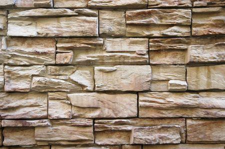Stone facade photo