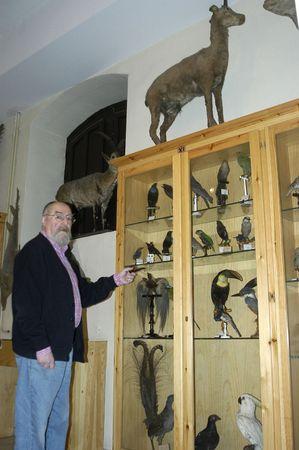 Museum of natural sciences in the secondary school of the Father Suarez de Granada, 2732007