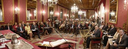 councilor: Ceremony constitution of the new city of Granada on 16062007