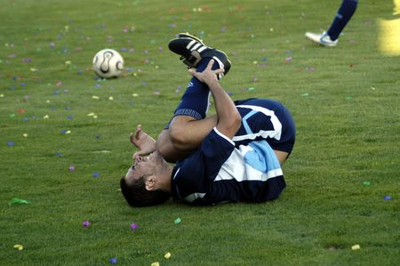 20070819 - Baza - Granada - Spain - Football game between Baza and Córdoba