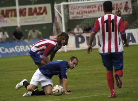 20070909 - Baza - Granada - Spain - Football game between Baza and Betis
