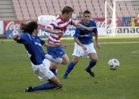 20070902-Granada - Spain - Football game between the Granada CF and Ecija