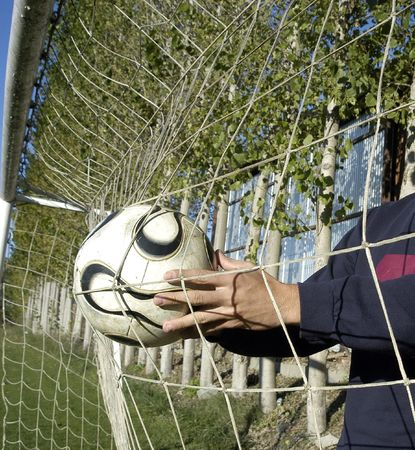 soccer goalkeeper: Soccer Goalkeeper